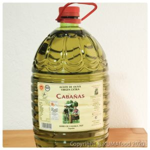 Extra Virgin Olive Oil. Box with 3 PETx5 liters, Picual