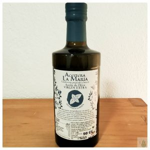 Extra Virgin Olive Oil Scented with Mint 500ml