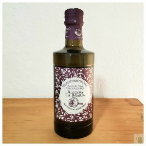 Extra Virgin Olive Oil Scented With Purple Garlic 500ml